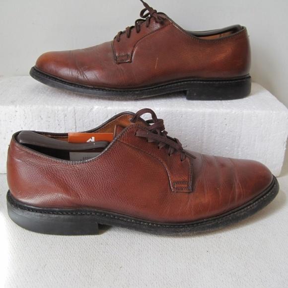 Other - BILTRITE Shoes Sz 8.5 Mens Derby Leather Brown VTG